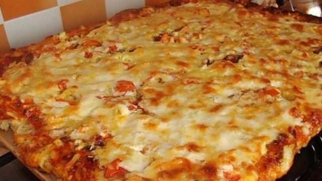 Recept na domácí pizzu