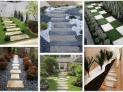 20+ skvělých tipů na zahradní chodníček, který rozzáří vaši zahradu