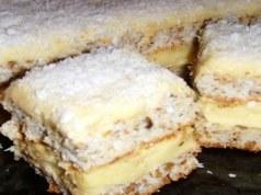 Recept na buchtu s vlašskými ořechy a žloutkovým krémem