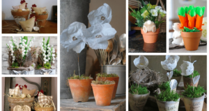 Proměňte staré květináče v krásné dekorace: 25+ nápadů na jarní měsíce