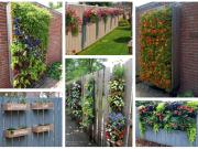 20+ krásných květinových dekorací na zdi
