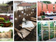 20+ inspirací, které Vám ukážou, jak vyřešit soukromí na balkoně a terase