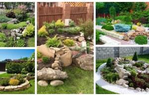 Vytvořte si krásné kamenné ostrůvky, které zkrášlí každou zahradu