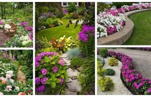 Romantická zahrada plná květin: Prohlédněte si 25+ překrásných inspirací