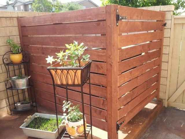 paletový plot