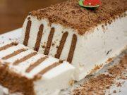 Recept na výborný smetanový dezert sypaný kakaem