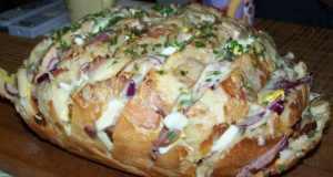 Recept ze starého chleba
