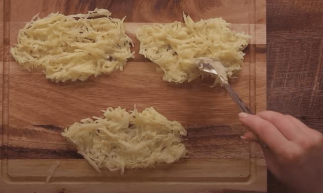 Kuřecí maso a sýr