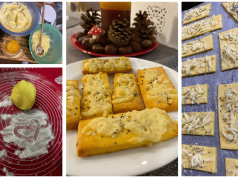 bez lepkové sušenky se sýrem! vyzkoušejte tuto dobrotu
