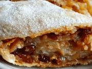 Recept na vídeňský jablečný závin s vláčným těstem