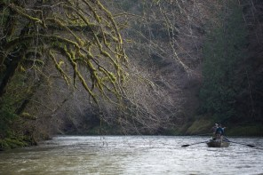 Troy Dettman - Grande Ronde Anglers - Photo by David Kopij - Lineside Productions