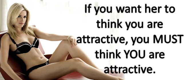 THINK YOU ARE ATTRACTIVE - Primal Attraction Activation System
