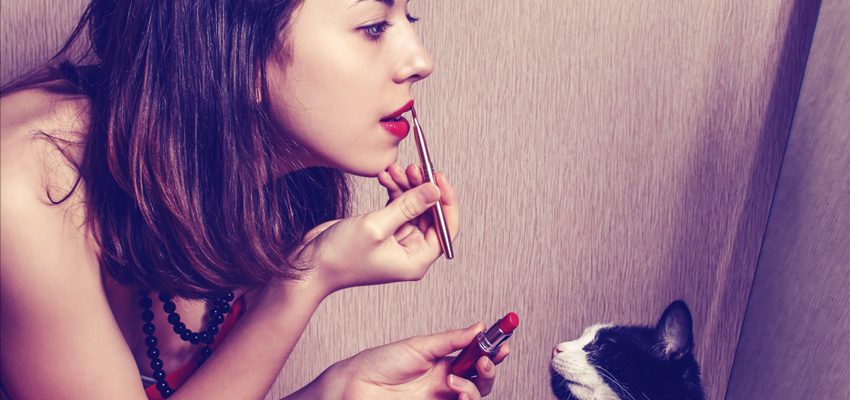 What a fabulous lipstick taught me about happiness