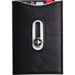 Wagner Swiss Wallet Black/Silver