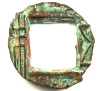 Dong Zhuo wu zhu coin