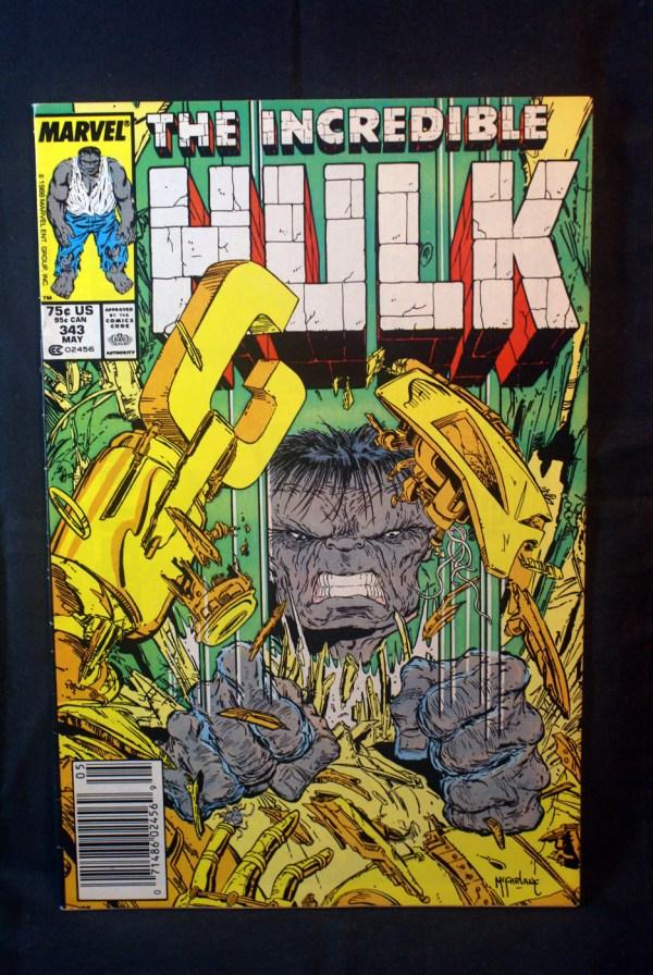 Todd McFarlane Incredible Hulk