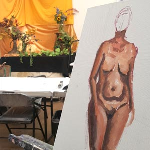 Prima Materia Institute Figure Drawing Art Classes