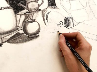Prima Materia Drawing classes