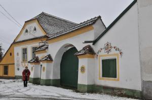 Casa veche Prejmer UNESCO