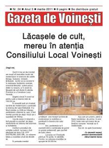 Gazeta de Voinesti nr. 24