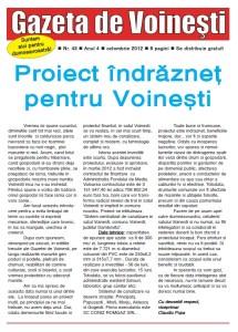 Gazeta de Voinesti nr. 43