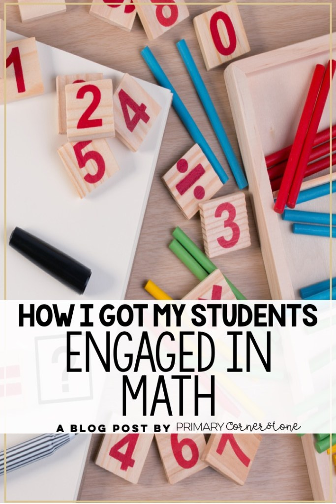Math lessons in the elementary classroom and especially in kindergarten and first grade can be challenging if students are not engaged. Splitting a math block in order to reach all students and giving them access to all areas of the common core curriculum can be helpful. #firstgrademath #mathlessons