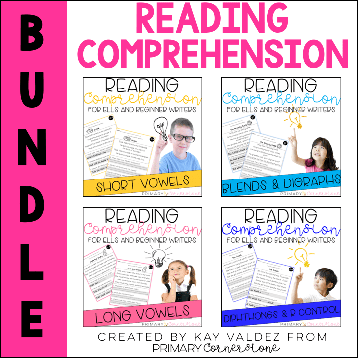 Reading Comprehension for emerging bilinguals