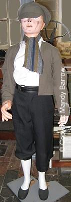A Victorian boy