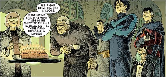 Ian Bertram Comics