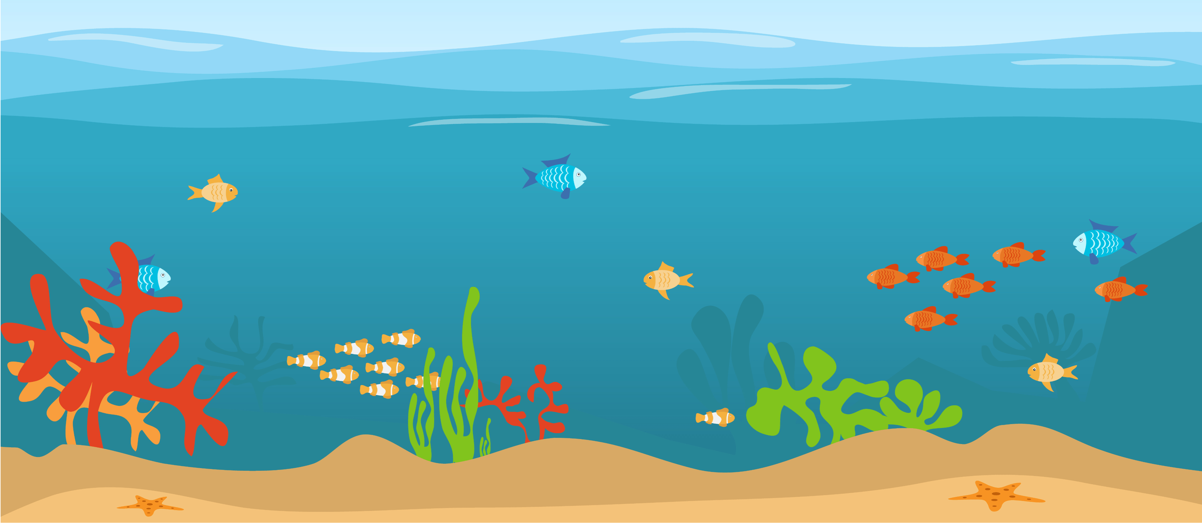 Biology Fish Level 1 Activity For Kids