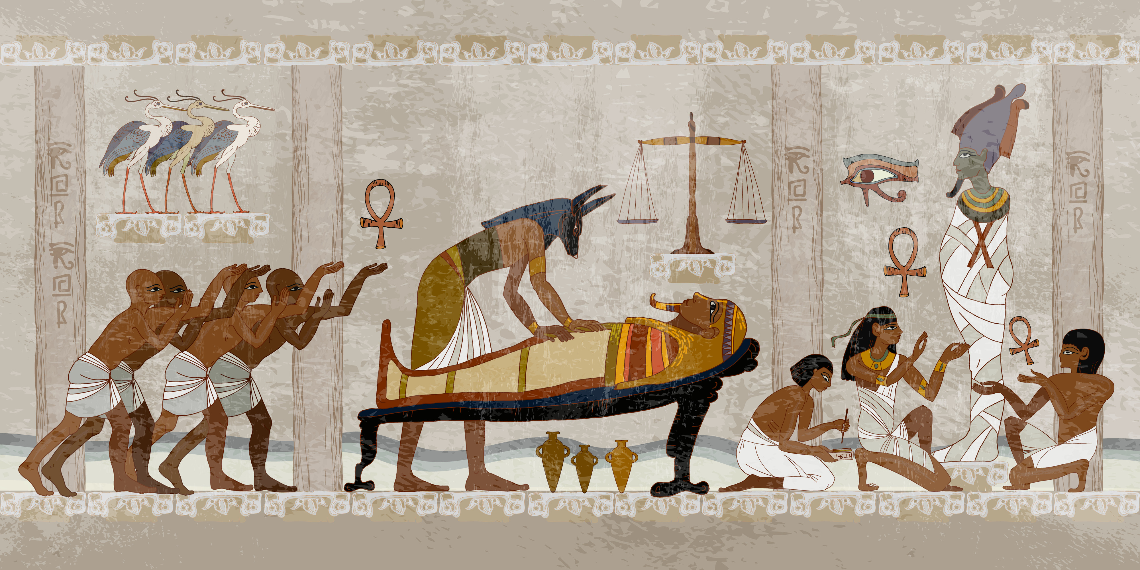 History Ancient Egyptian Religion Level 1 Activity For