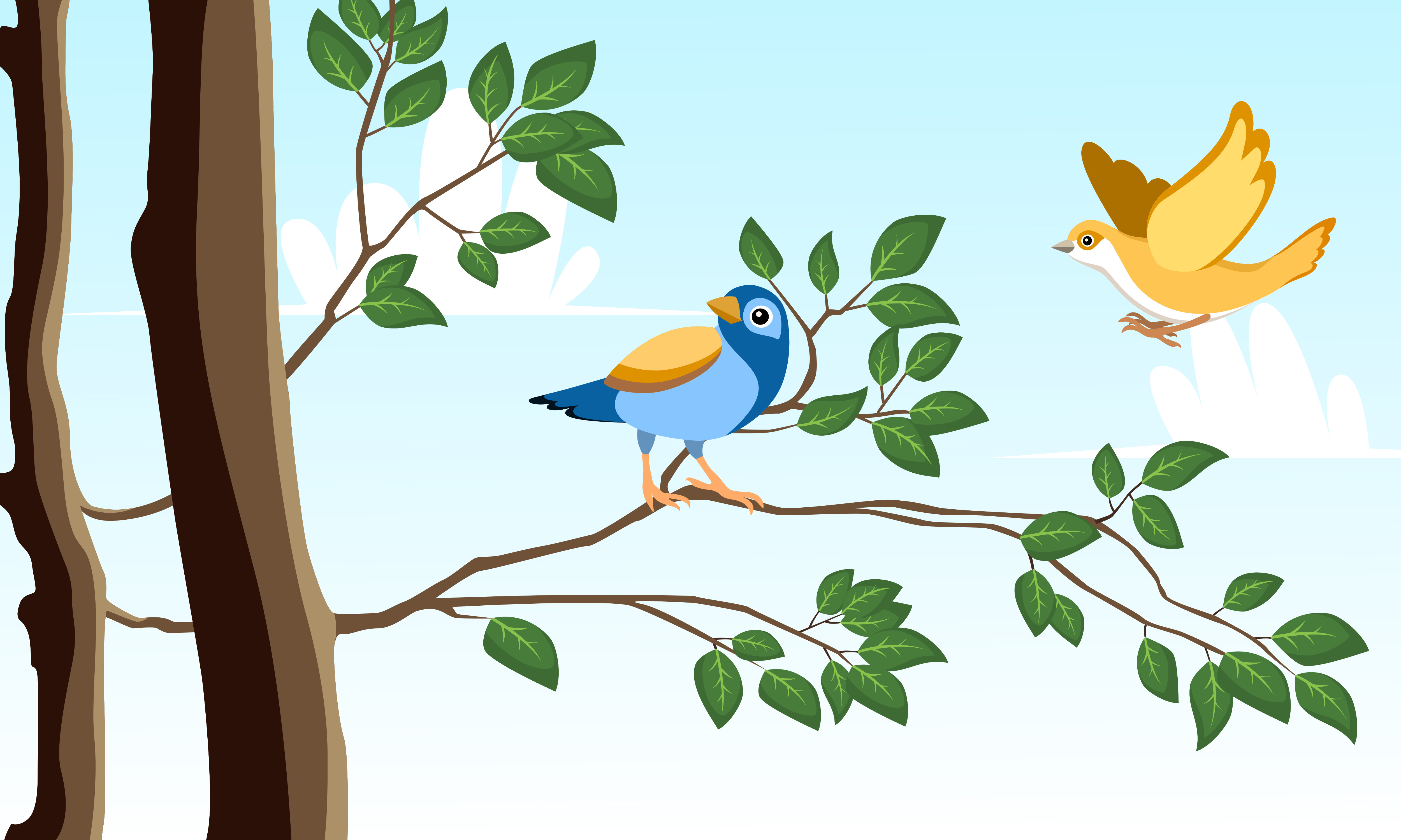 Biology All About Birds Level 1 Activity For Kids