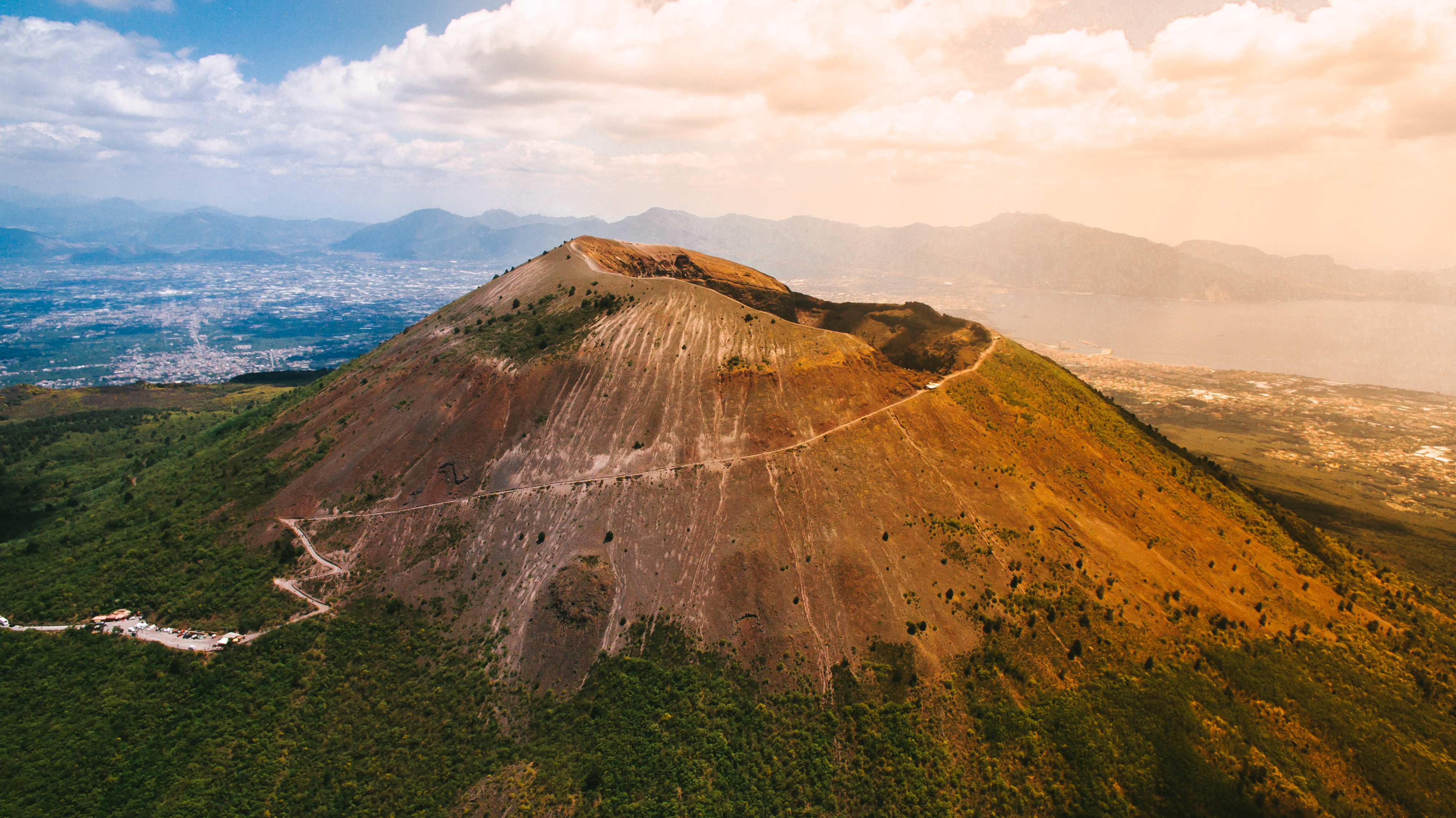 Geography Mount Vesuvius Level 1 Activity For Kids
