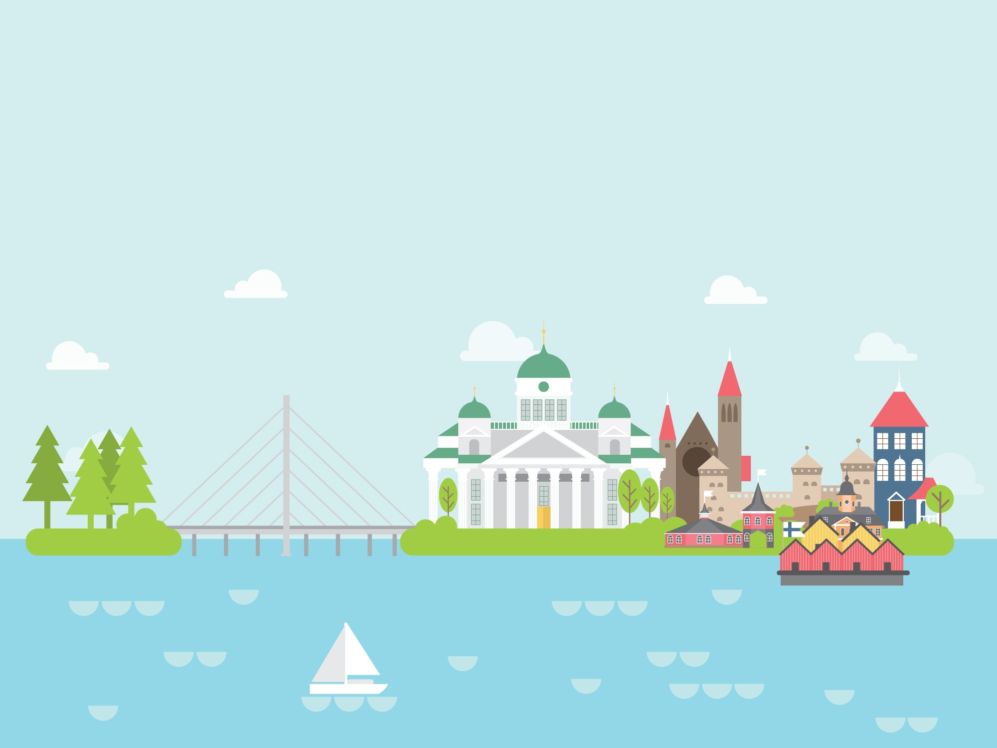 Geography Finland Level 1 Activity For Kids