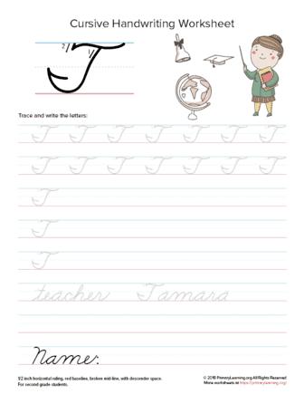 Cursive Writing Style: Exploring Types of Cursive Writing