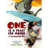 Teacher Approved Thanksgiving Books One Is A Feast For Mouse