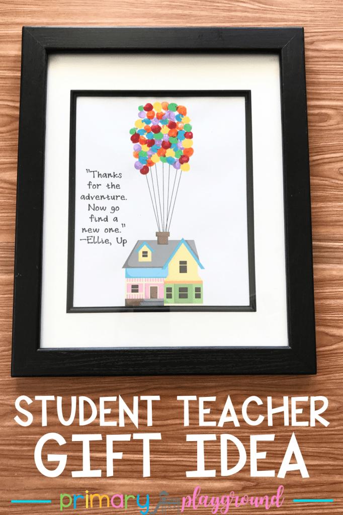 Student Teacher Gift Idea