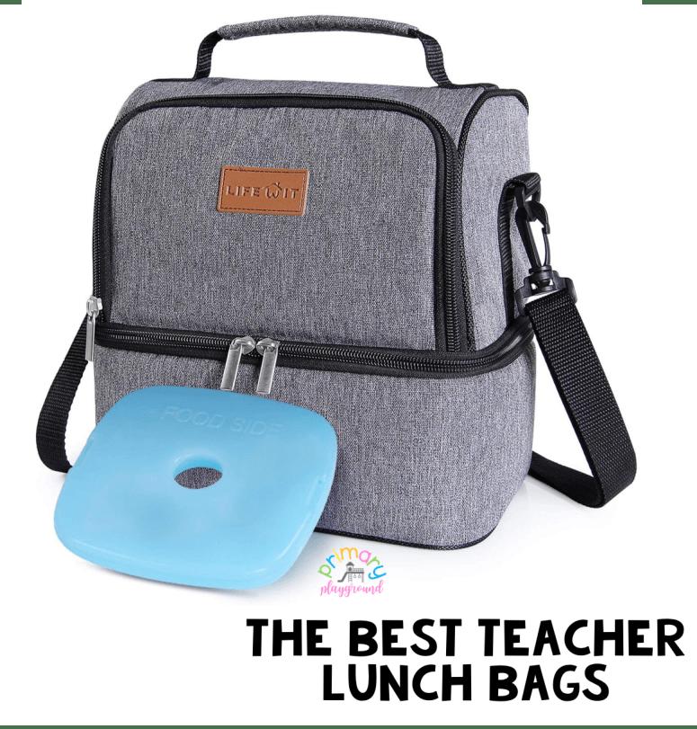 The Best Teacher Lunch Bags