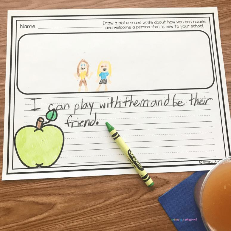 Literacy-Snack-Idea-Building-Community