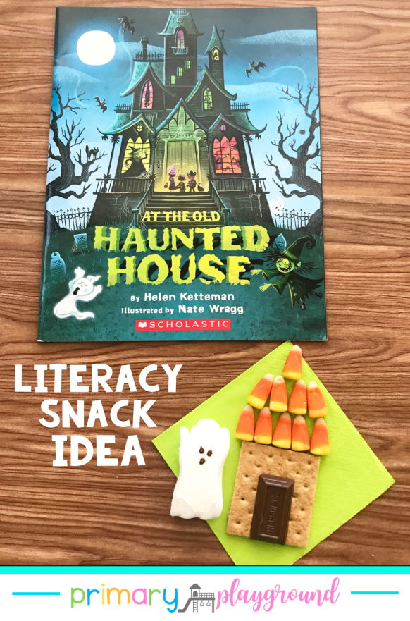 Literacy-Snack-Idea-Haunted-House