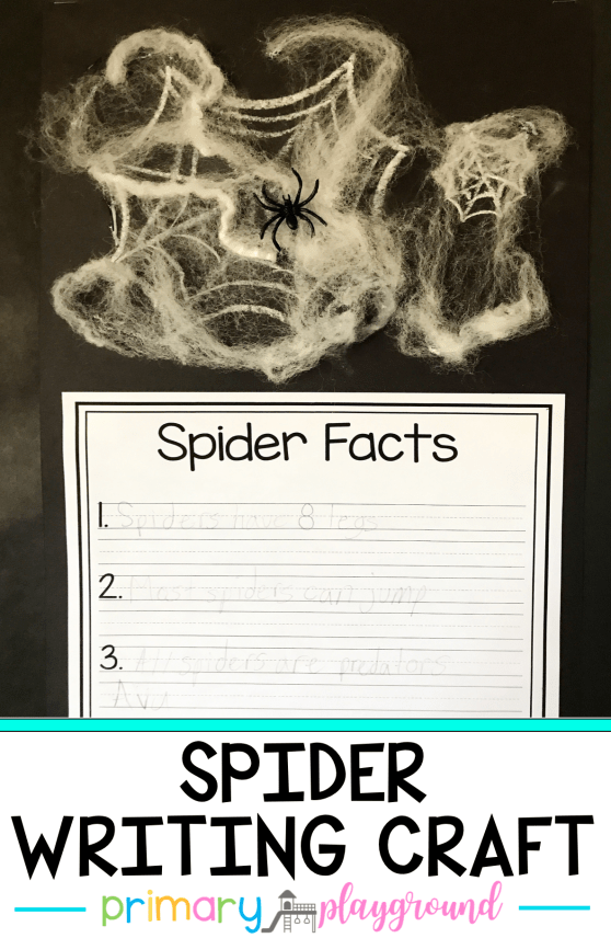 Spider-Writing-Craft