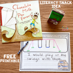 Literacy Snack Idea Empathy