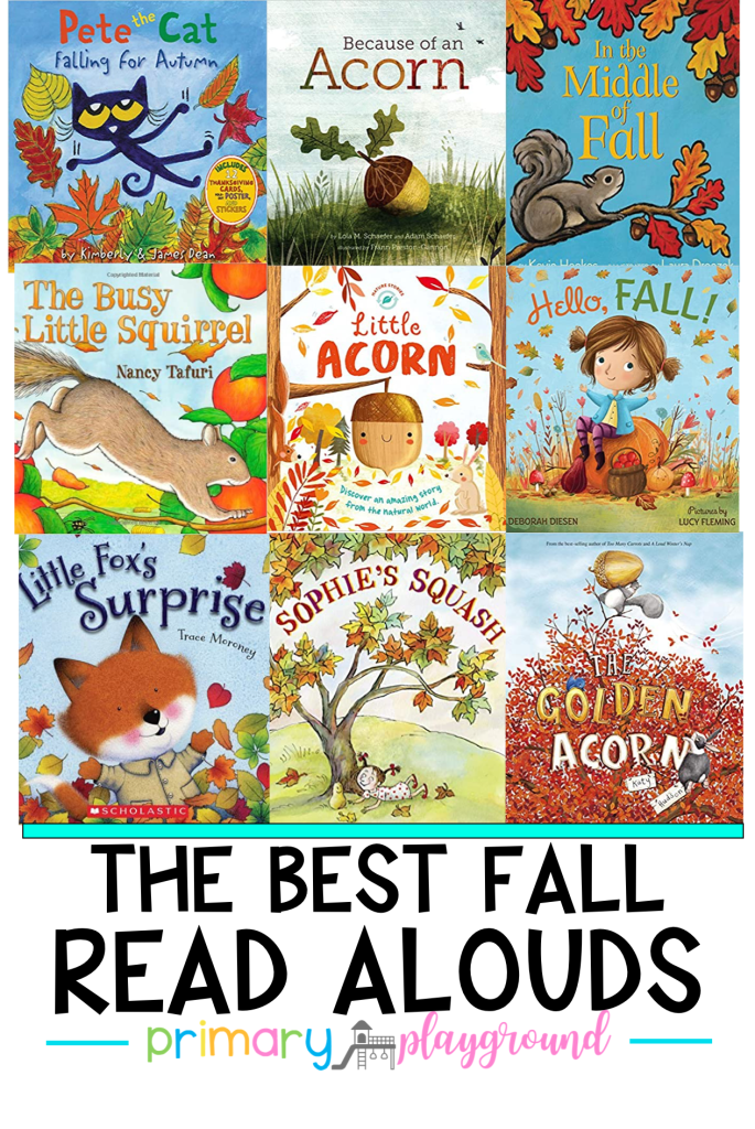 The Best Fall Read Alouds