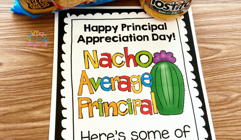 Principal Appreciation Day Ideas