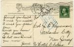 Jacob Hyneman Birthday Postcard Collection.