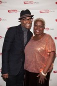 Billy Porter and Lillias White. Primary Stages 30th Anniversary Gala 2014 ©Hechler Photographers