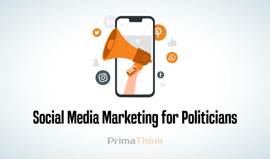 Social Media marketing for Politicians