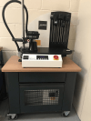 Prima Toolings shrink fit machine