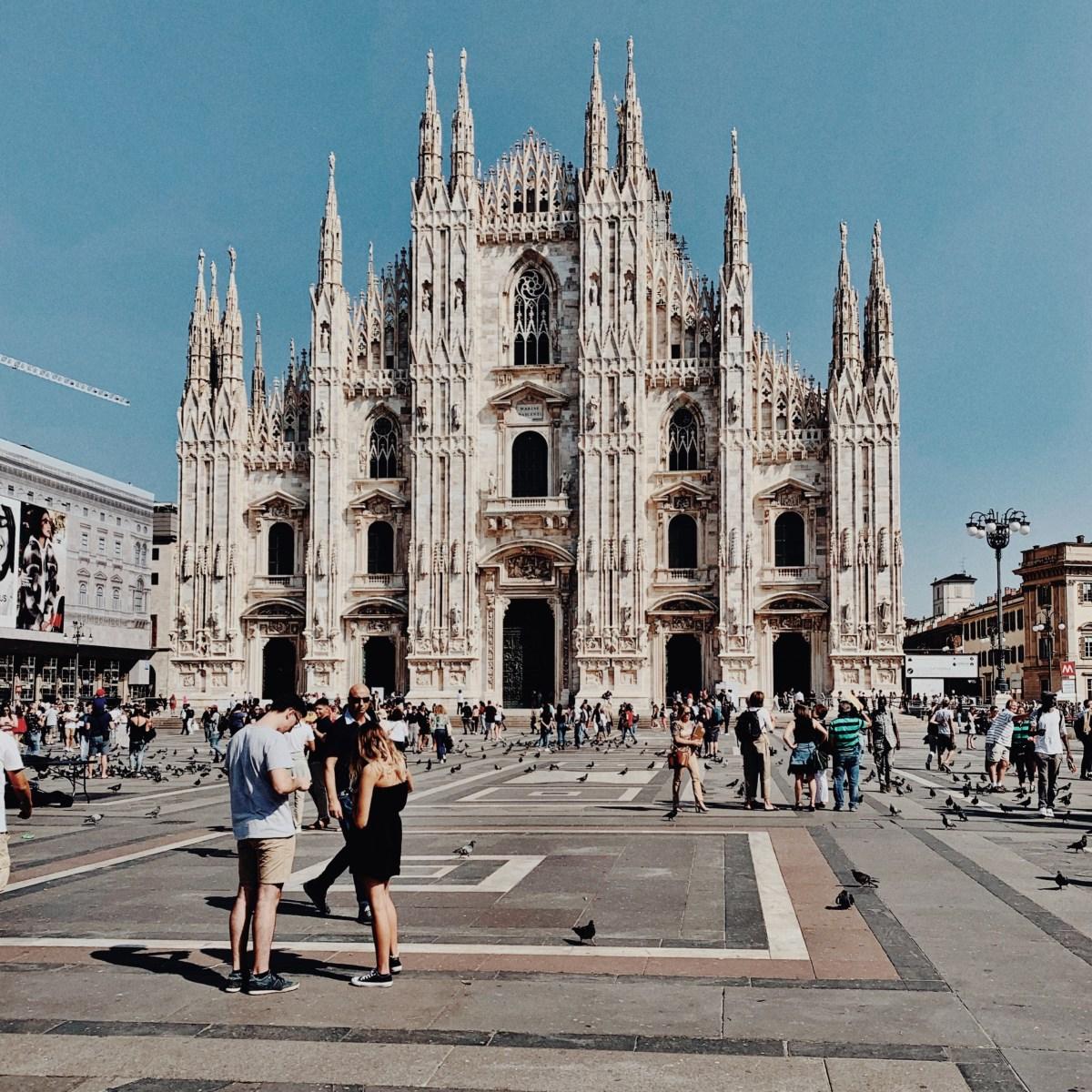 Milanos stolthet, Duomo di Milano