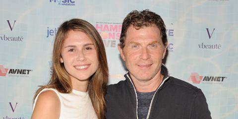 Tudo que você precisa saber sobre a filha de Bobby Flay ...